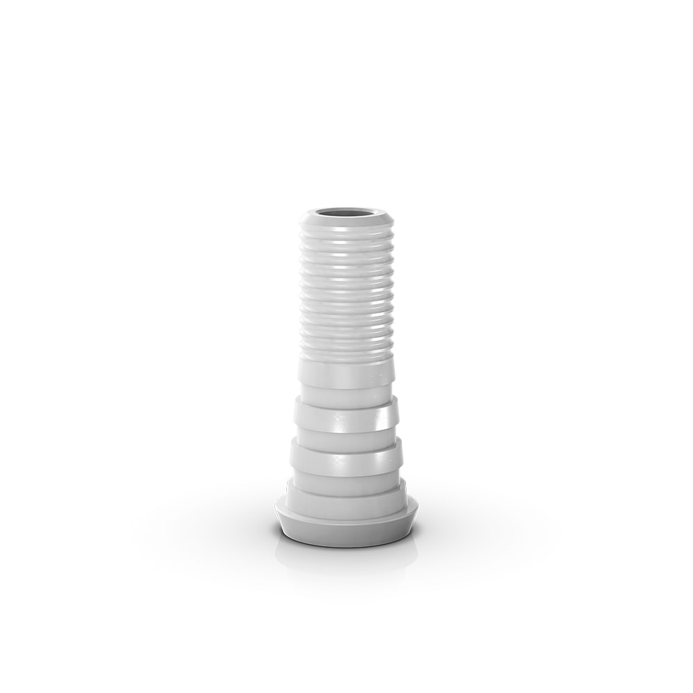 Neo Burn-Out Coping Mini Conical Abutment - 4.1 - Polymer